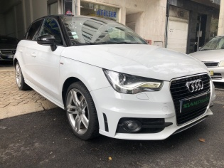 Audi A1 Sportback 2.0 TDI SLINE