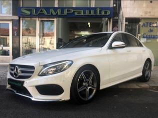 Mercedes-Benz C 220 7G-TRONIC AMG