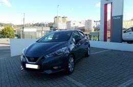 Nissan Micra Acenta Navegação + JLL Viatura de Serviço