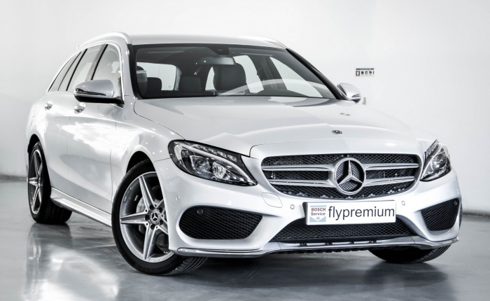 Mercedes-Benz C 180, 2019