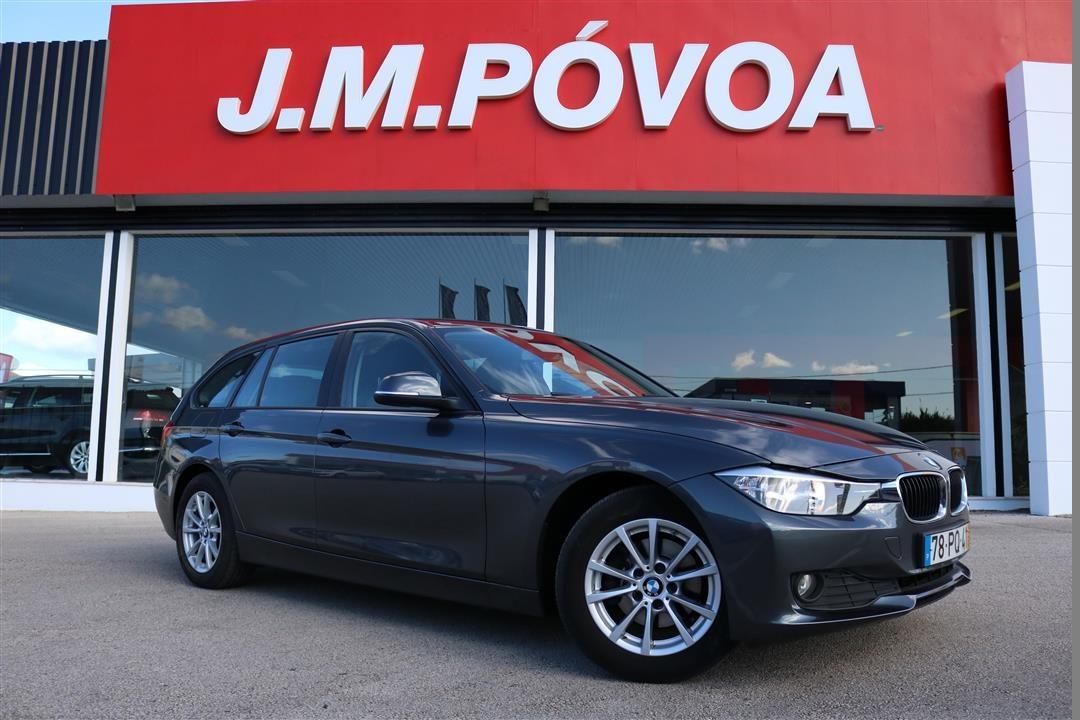 BMW Série 3 318 d Touring GPS 143cv
