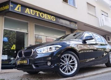 BMW 116 D LINE SPORT GPS+FULL LED+AT8