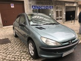 Peugeot 206 Garantia - Financiamento