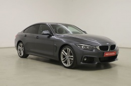 Bmw 420 D gran coupe pack M auto