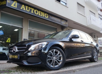Mercedes-Benz C 200 STATION 136CV EXECUTIVE