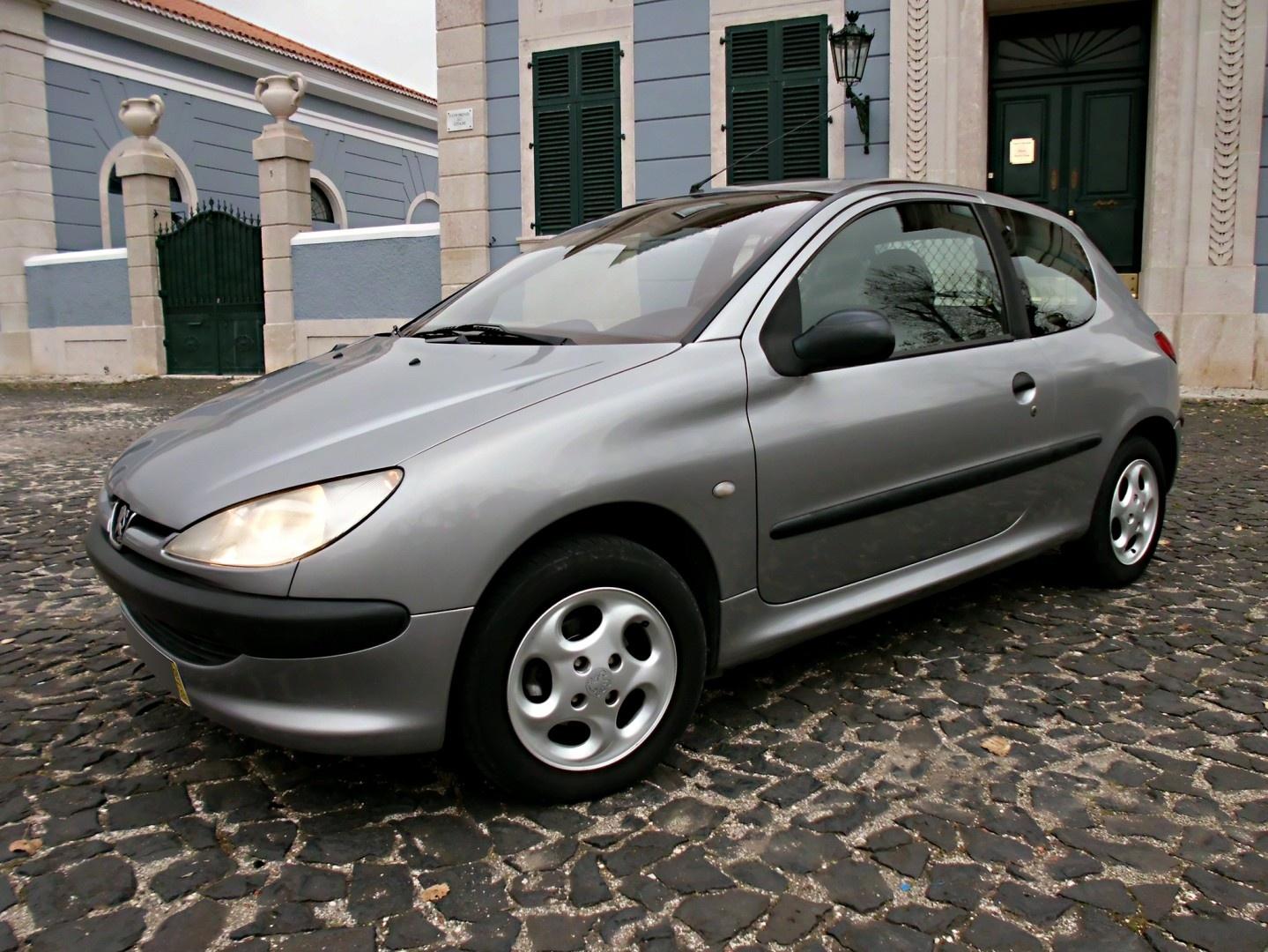 Peugeot 206 1.4 HDi XA