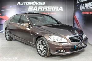 Mercedes-benz S 250 CDi BlueEfficiency Longo