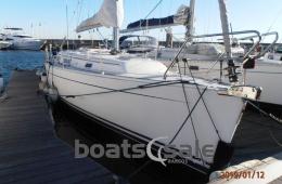Hanse Yachts 342