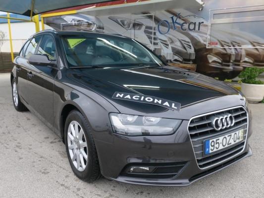 Audi A4 Avant, 2014