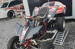 Yamaha YFZ 450 Factory Racing