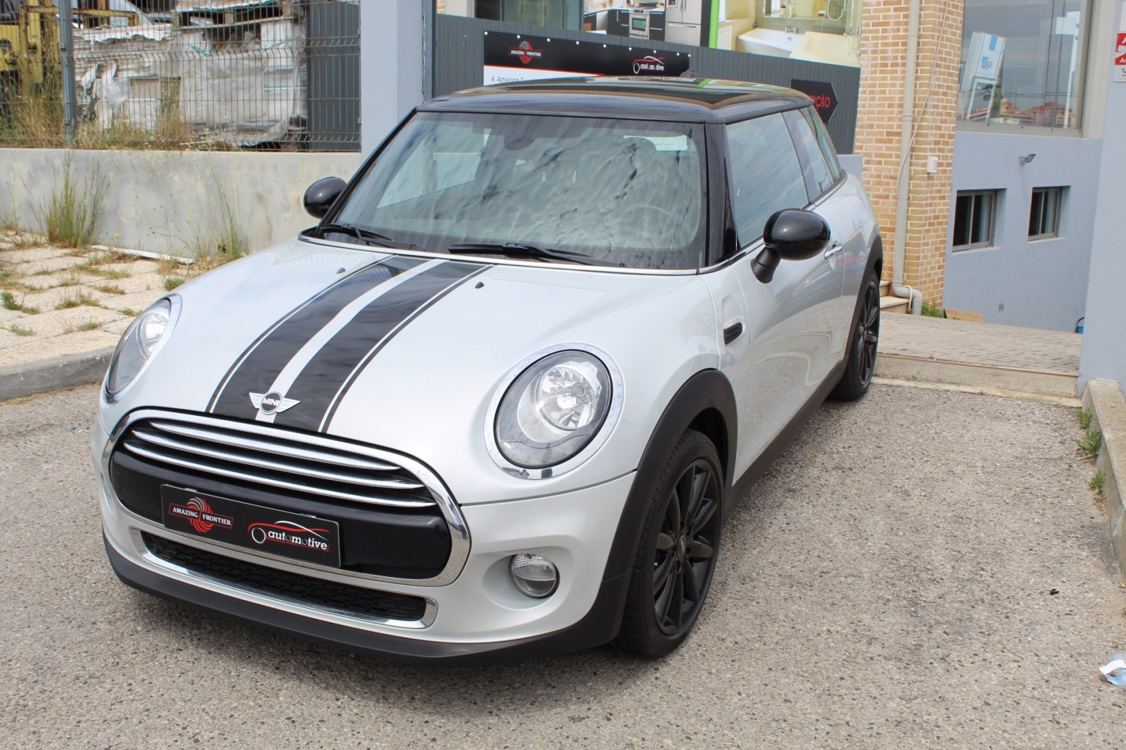 Mini Cooper 1.6 d PEPPER II SPORT