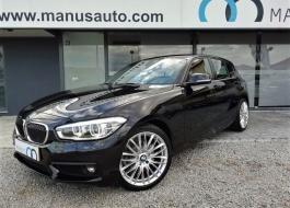 BMW 116 D  Efficiente Dynamic GPS