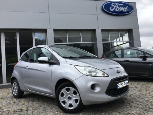 Ford KA, 2012