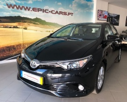 Toyota Auris 1.2 Turbo Edition