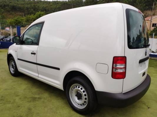 Vw Caddy 1.6 tdi iva dedutivel , 2014