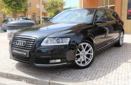Audi A6 avant 3.0 TDi V6 quattro Sport