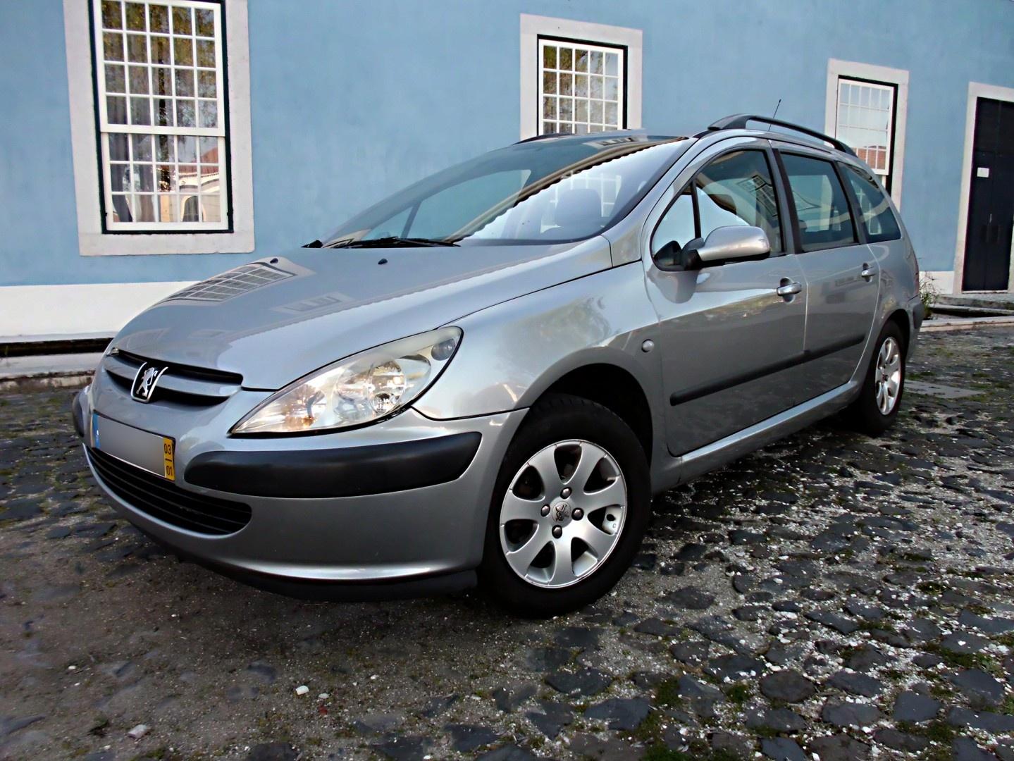 Peugeot 307 Break 1.4 HDi