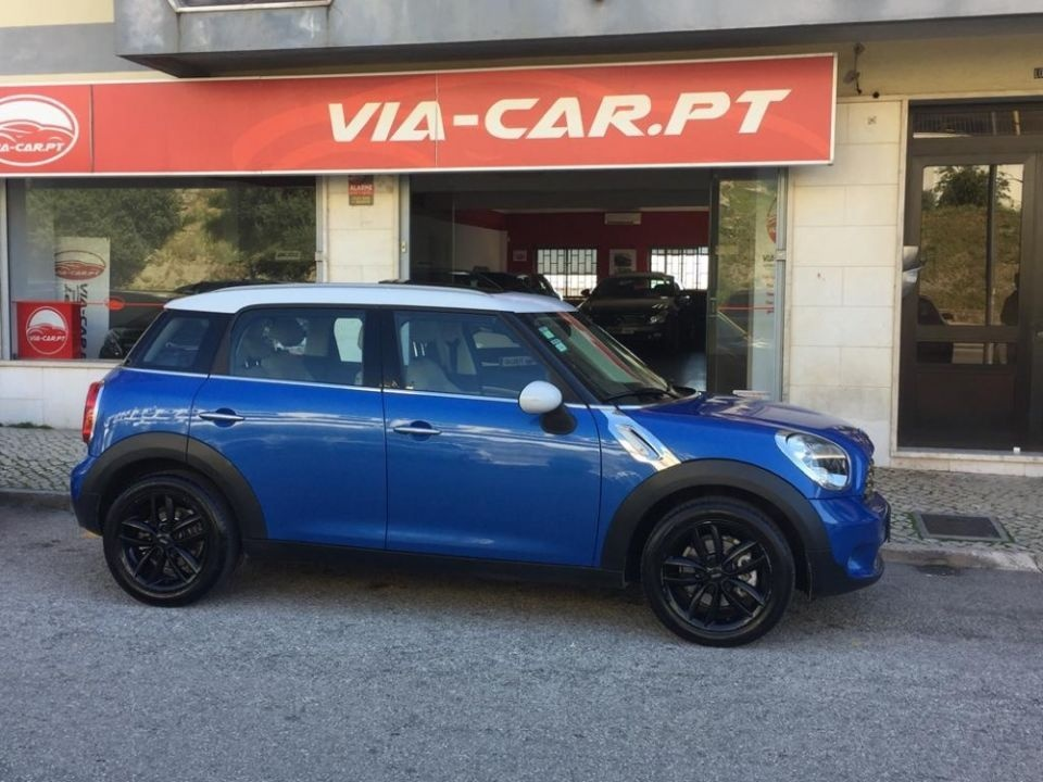 Mini Countryman D112 cv Cooper