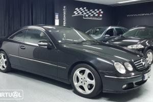 Mercedes-benz Cl 500 V8 AMG