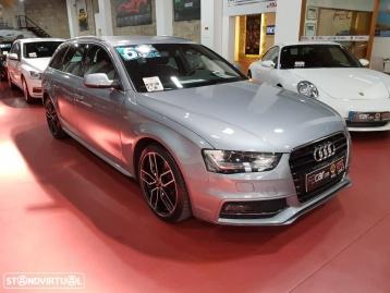 Audi A4 avant 2.0 TDI S LINE com Garantia até  5 Anos