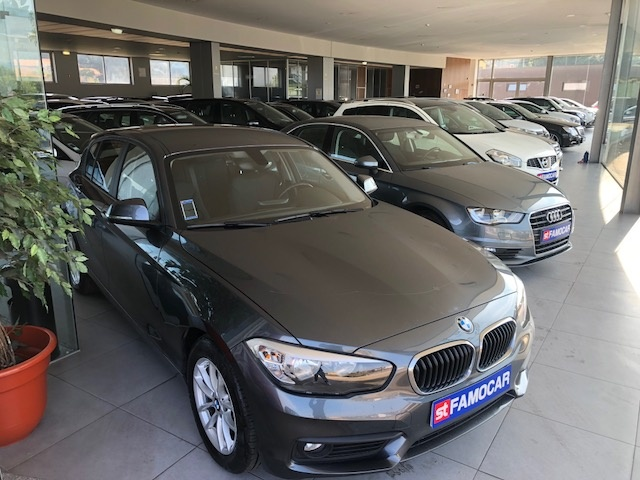 BMW 114 D Business