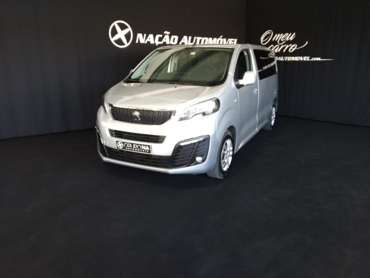 Peugeot Traveller, 2017