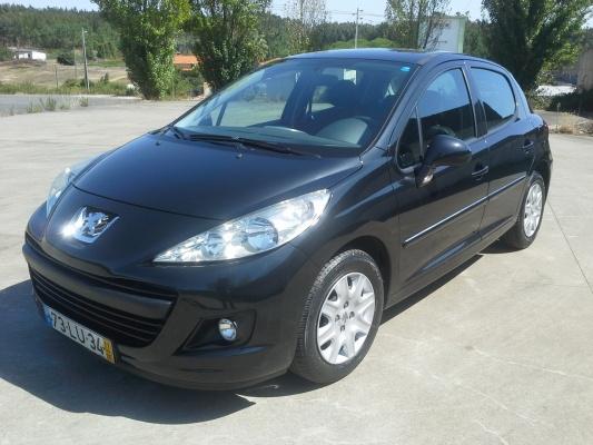 Peugeot 207, 2011