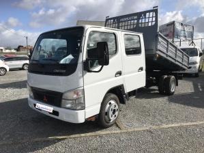 Mitsubishi Canter Cabine Dupla c/ Bascula