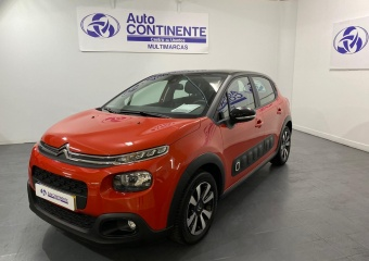 Citroën C3 1.2 PureTech Feel 82CVM 1200