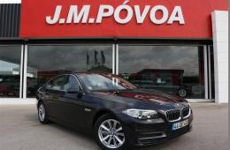 BMW Série 5 525 d Efficient Dynamics GPS 218cv