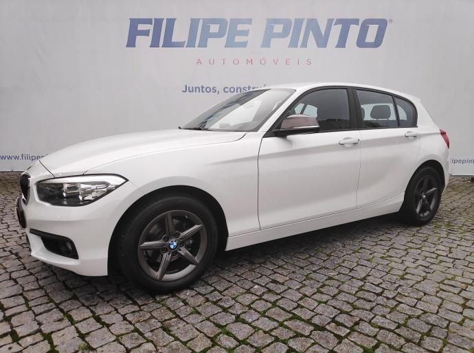 BMW 116 D EDynamics Advantage | 5 Portas