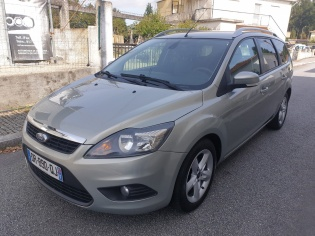 Ford Focus SW 1.6 TDCi ECOnetic
