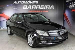 Mercedes-benz C 220 CDi Avantgarde Aut