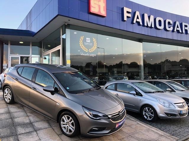 Opel Astra 1.6 CDTI NAV