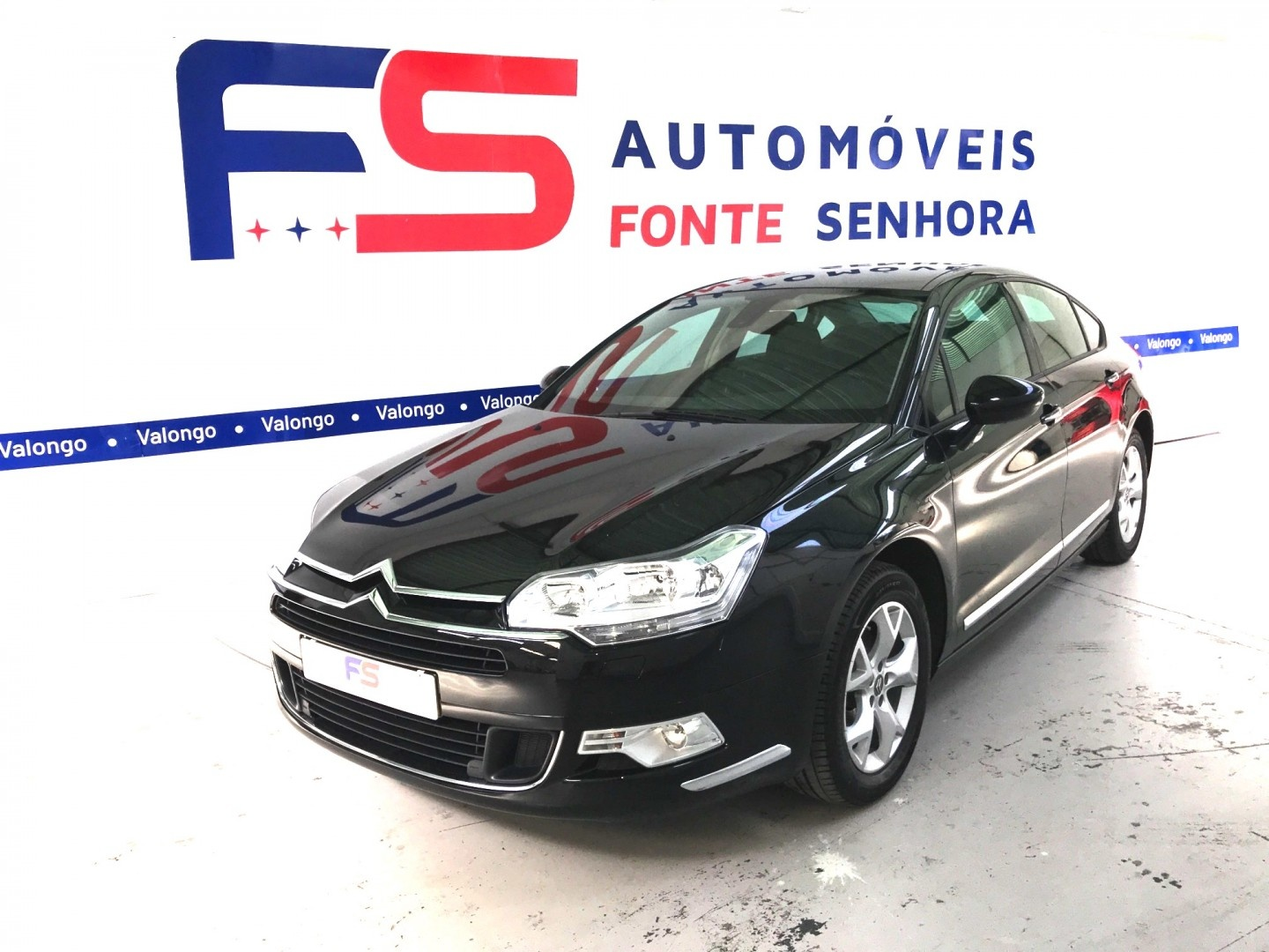 Citroën C5 1.6 HDi Exclusive