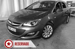 Opel Astra Sports Tourer 1.6 CDTI Excite S/S GPS 110cv