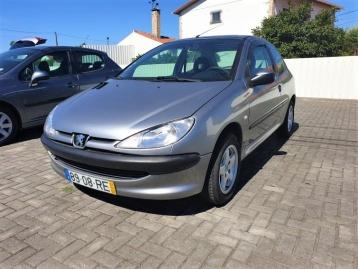 Peugeot 206 Van 1.9D C/AC