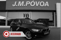 BMW Série 3 318 d Touring Efficient Dynamics GPS 143cv