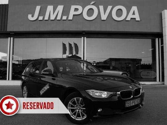 BMW Série 3, 2014