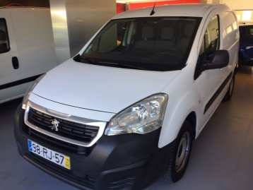 Peugeot Partner 1.6 hdi gps iva dedutive