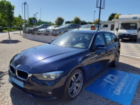 Bmw 320 d Touring Advantage