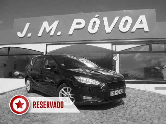 Ford Focus SW, 2015