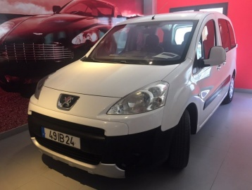Peugeot Partner 1.6 HDI comfort 109 cv