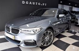 BMW 530 E-Drive Plug-In 2018