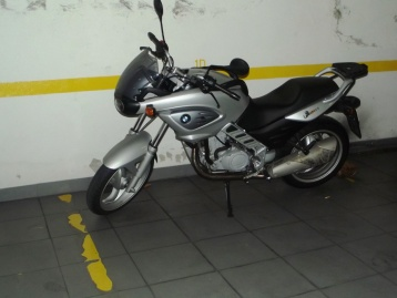 BMW F650  CS