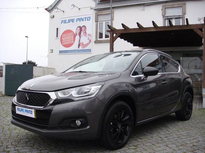 DS 4 Crossback 1.6 HDI