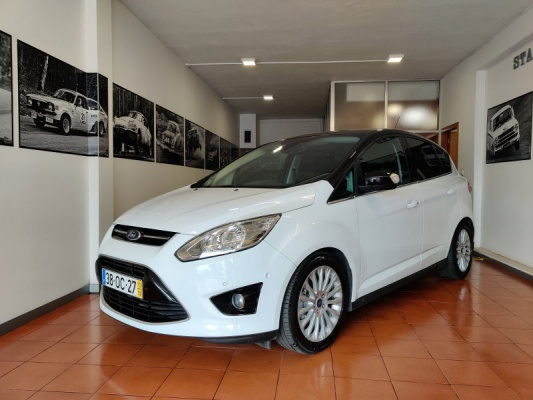 Ford C-Max, 2013