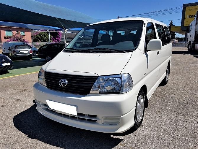 Toyota HiAce D4D ( 9 Lugares )
