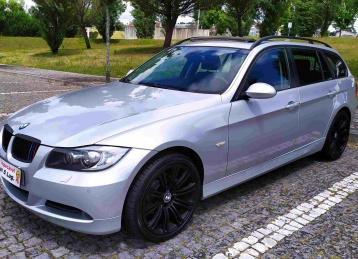 BMW 320 D TOURING EXCLUSIVE SPORT - FULL-EXTRAS