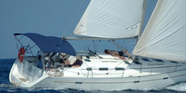 Beneteau Oceanis 393 Performance